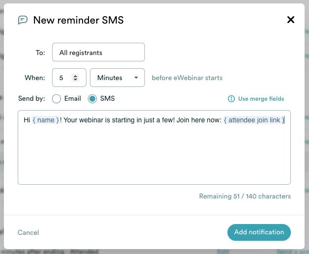 eWebinar Updates: Multiple chat moderators, Exit Room