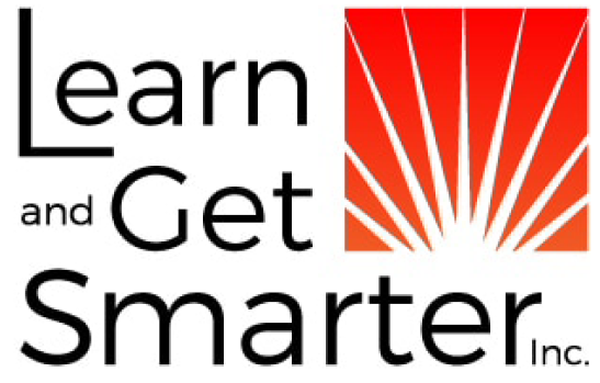 Learn and Get Smarter Logo