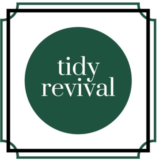 Tidy Revival Logo